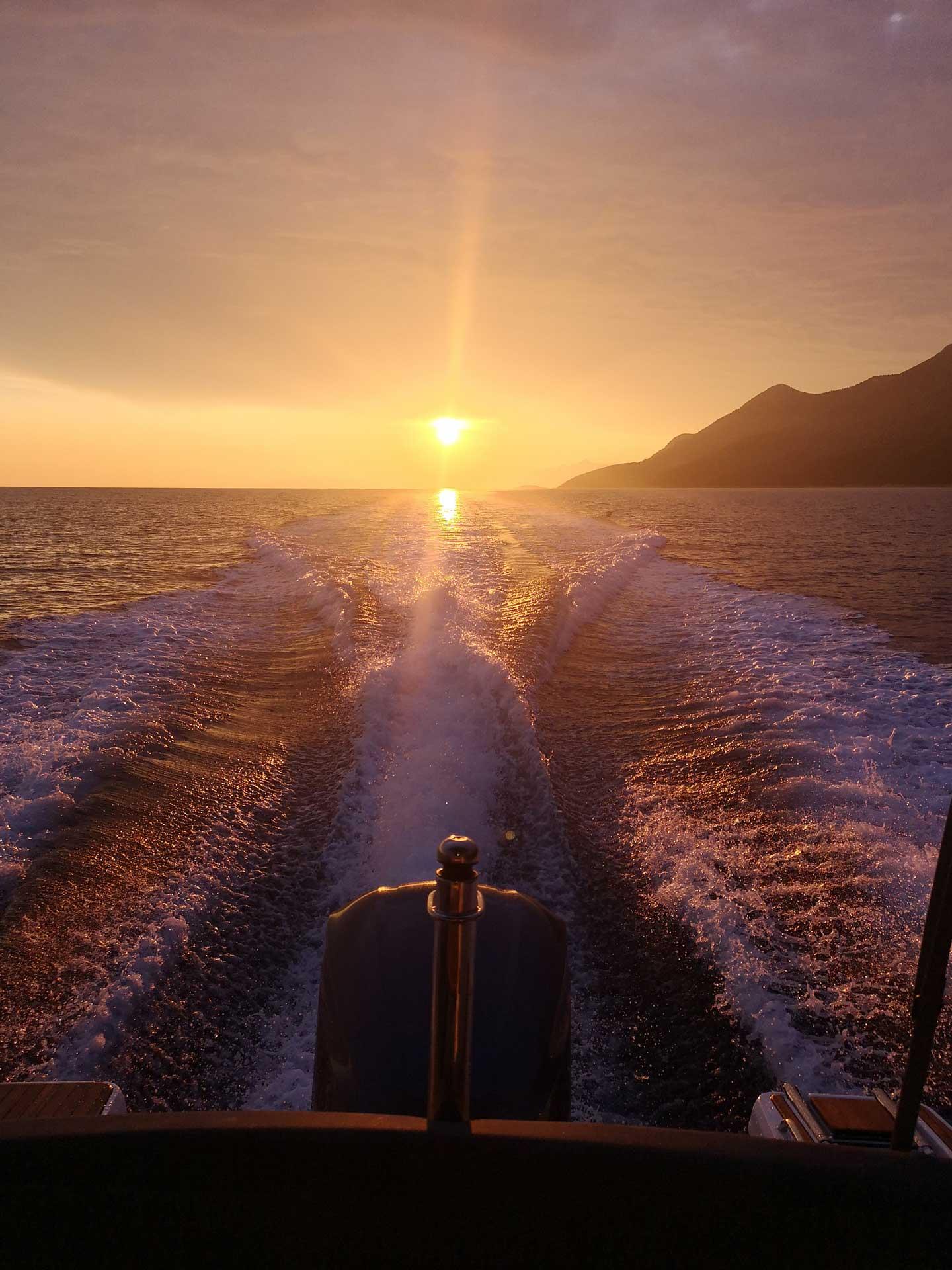 Sunrise Or Sunset Panorama Cruise